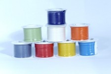 Happy Model lau015 lanko Cu pocínované U 0.15 různé barvy 10m