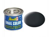 Revell 32109 barva Revell emailová - 32109: matná antracitová šedá (anthracite grey mat)