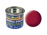 Revell 32136 barva Revell emailová - 32136: matná karmínová (carmine red mat)