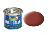 Revell 32137 barva Revell emailová - 32137: matná rudohnědá (reddish brown mat)