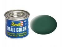 Revell 32139 barva Revell emailová - 32139: matná tmavě zelená (dark green mat)