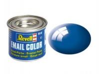Revell 32152 barva Revell emailová - 32152: lesklá modrá (blue gloss)
