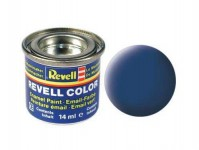 Revell 32156 barva Revell emailová - 32156: matná modrá (blue mat)