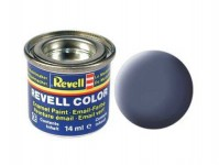 Revell 32157 barva Revell emailová - 32157: matná šedá (grey mat)