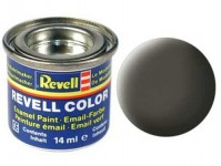 Revell 32167 barva Revell emailová - 32167: matná zelenavě šedá (greenish grey mat)