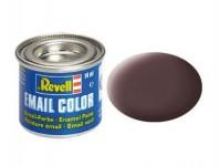 Revell 32184 barva Revell emailová - 32184: matná koženě hnědá (leather brown mat)