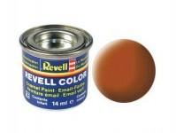 Revell 32185 barva Revell emailová - 32185: matná hnědá (brown mat)