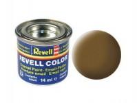 Revell 32187 barva Revell emailová - 32187: matná zemitě hnědá (earth brown mat)