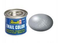 Revell 32191 barva Revell emailová - 32191: metalická ocelová (steel  metallic)
