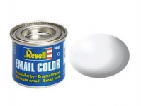 Revell 32301 barva Revell emailová - 32301: hedvábná bílá (white silk)