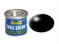 Revell 32302 barva Revell emailová - 32302: hedvábná černá (black silk)