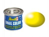 Revell 32312 barva Revell emailová - 32312: hedvábná světle žlutá (luminous yellow silk)
