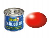 Revell 32332 barva Revell emailová - 32332: hedvábná světle červená (luminous red silk)