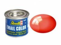 Revell 32731 barva Revell emailová - 32731: transparentní červená (red clear)