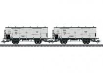 Märklin 48817 set vozů na mléko 2ks DRG II.epocha