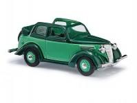 Busch 41205 Ford Eifel cabrio limuzína světle/tmavě zelený - doprodej
