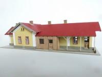IGRA MODEL 150013 výpravní budova Malá Hraštice