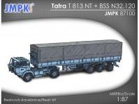 JMPK 87100K Tatra T 813 NT + BSS N.32 stavebnice