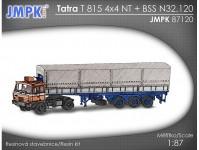 JMPK 87120K Tatra T 815 NT 4x4 + BSS stavebnice