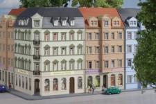 Auhagen 14478 městský rohový dům Ringstrasse 1