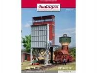 Auhagen 99614 Auhagen katalog č.14 s novinkami 2017