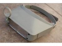 Proedge 60022 zvětšovací pracovní brýle Magna-visor černé (zvětšení 1,8x až 4,8x)