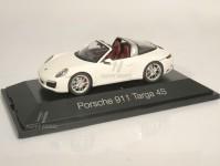 Herpa 071123 Porsche 911 Targa 4S bílé