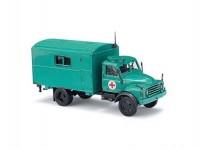 Busch 50810 Hanomag AL28 MKW sanitní vůz