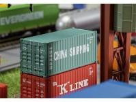 """kontejner 20 stop """"CHINA SHIPPING"""""""