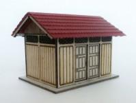 IGRA MODEL 161002 záchodky Malá Hraštice