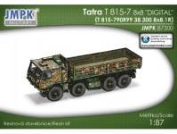 JMPK 87300K Tatra T 815-7 8x8 valník stavebnice