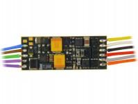 Zimo MX649 miniaturní zvukový dekodér MX649 připojení 11 dráty