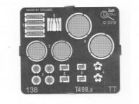 Detail 138 doplňky T499.0002 kovový lept