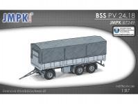 JMPK 87249K přívěs BSS PV 24.18 stavebnice