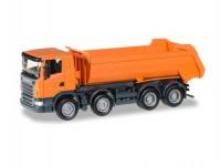 Herpa 306386 Scania R09 sklápěč 4-osý