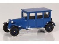 Modelauto 87131m Tatra 11 1923 limuzína modrá