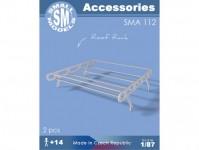 Small Models 112 střešní zahrádky (2 ks)