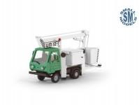 Small Models 0109ak Multicar M25 UM 12 stavebnice