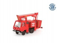 Small Models 0109bk Multicar M25 UM 12 hasiči - limited edition stavebnice