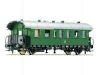 Roco 44211 osobní vůz 1./2.třídy Donnerbüchse DB III.epocha 357846, 357847, 357844