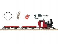 LGB 90463 základní sada vlaku s parní lokomotivou