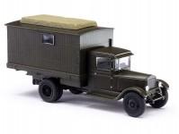 ZiS-5 sovětský vojenský skříňový vůz - doprodej