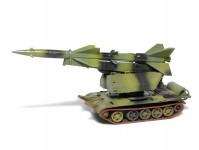 SDV 87166 protiletadlový systém S-75 Cuban na podvozku T-54