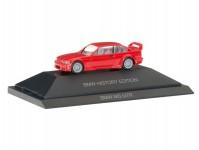 Herpa 102056 BMW M3 GTR červené History Edition