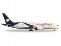 Herpa 529815 B787-8 Aeromexico