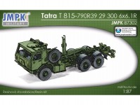 JMPK 87302K Tatra T 815-7 6x6 nosič kontejneru stavebnice