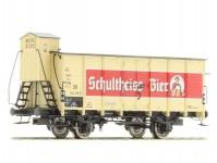 "Brawa 49086 pivní vůz ""Schultheiss"" DB III.epocha"