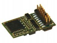 Roco 10895 lokomotivní dekodér připojení PluX16 dle NEM658