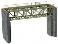 Noch 67038 ocelový most pro úzkorozchodnou železnici