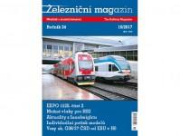 Literatura zm1710 Železniční magazín 10/2017